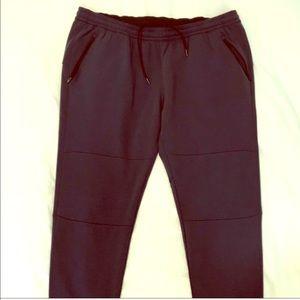 NWOT Zella Nordstroms Black Joggers Pant Size 2XL